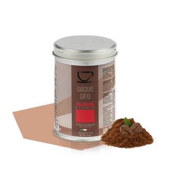 Can of ground coffee Chocolate aroma 125 g