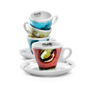 Set of 6 cups Paesaggio Collection