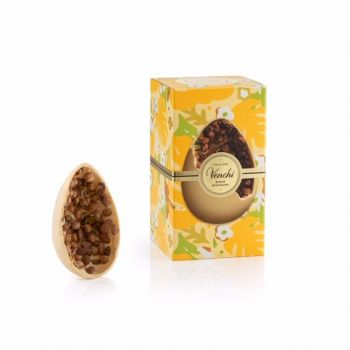 White Easter Egg with Salted Dried Fruit 500 g Venchi