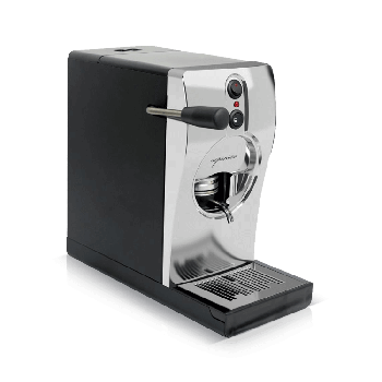 Tube Cromo Pods coffee machine