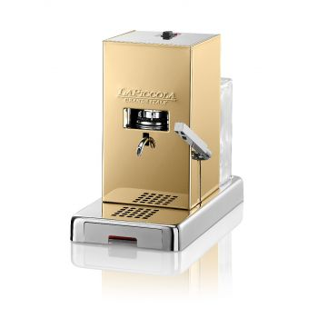 La Piccola Gold Pods coffee machine