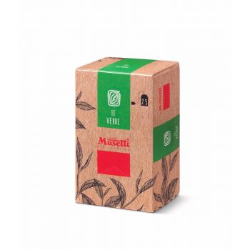 Pack of 25 tea bags of Green tea