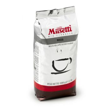 Packet of coffee beans Rossa 1 kg